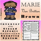 FlairSquare Marie Van Brittan Brown