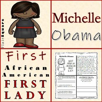 FlairSquare Michelle Obama