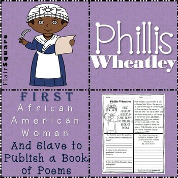 to maecenas phillis wheatley poem analysis