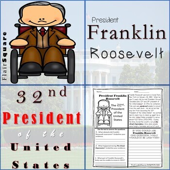 FlairSquare - President Franklin Roosevelt