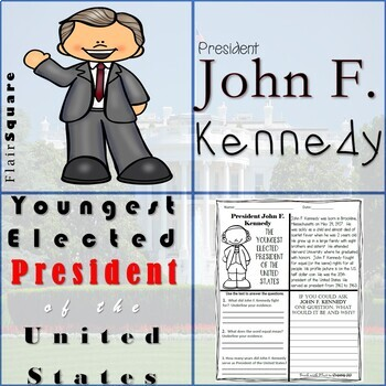 FlairSquare-President John F. Kennedy