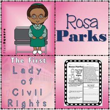 FlairSquare Rosa Parks