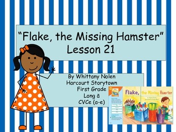 Flake the Missing Hamster Storytown Lesson 21