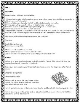 Flame Over Tara Literature Study Guide