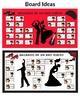 Flamenco Themed Spanish Language Bulletin Board