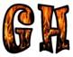 Flames Bulletin Board Letters