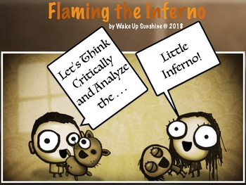 Flaming the Inferno: Think Critically and Analyze the Little Inferno