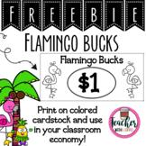 Flamingo Bucks Freebie