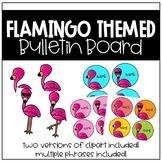 Flamingo Bulletin Board (Back to School)