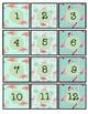 Flamingo Classroom Decor Calendar Numbers
