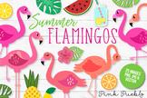 Flamingo Clipart and Vectors