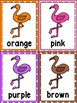 Flamingo Color Posters