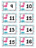 Flamingo Decor Printable Beginning of the Year