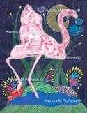 Flamingo Fantasy Coloring Sheet