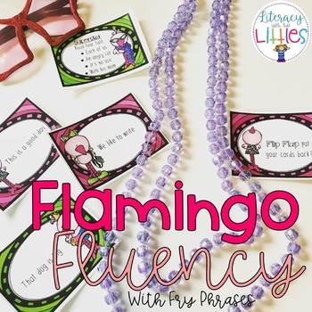 Flamingo Fluency With Fry Phrases