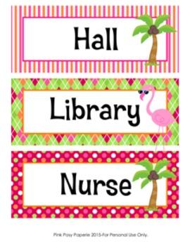 Flamingo Hall Passes