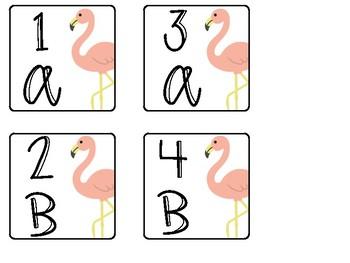 Flamingo Kagan Group Labels Freebie