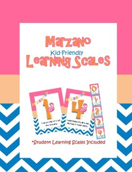 Flamingo Learning Scales