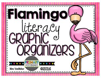 Flamingo Literacy Graphic Organizers