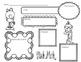 Flamingo Mini Unit~ Includes Graphic Organizers & Much More!