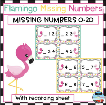 Flamingo Missing Numbers