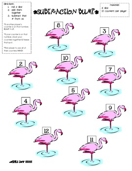 Flamingo Subtraction Bump