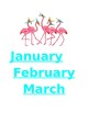Flamingo Themed Birthday Set