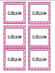 Flamingo & Watercolor Labels - Fully EDITABLE Circle, Rectangle, & Square