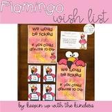 Flamingo Wishlist Editable