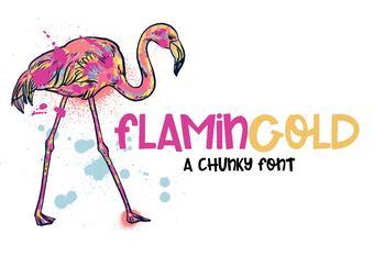 Flamingold