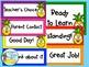Flamingos and Pineapples Classroom Decor
