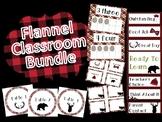 Flannel Classroom Theme