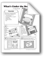 Flap Book - What's Under the Bed?