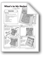 Flap Book - What's in My Pocket?