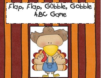 Flap, Flap, Gobble, Gobble: A, B, C Game