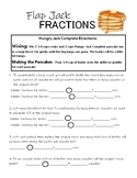 Flap Jack Fractions: Using mixed operations to solve fract