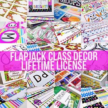 FlapJack Class Theme Decor Lifetime License