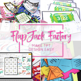 TpT Seller Templates & Courses | Resource Design | FlapJack Factory Membership