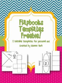 Flapbook Freebies