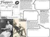 Flappers Common Core Handout