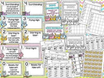 Flappin' Our Wings, Singing Go, Bird, Go! {Fun classroom Marzano Scales}