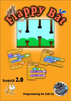 Flappy Bat (enhanced!) - Scratch Programming for Kids