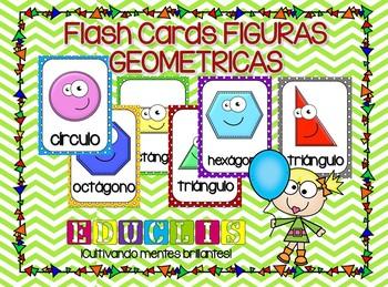 Flas Cards FIGURAS GEOMETRICAS