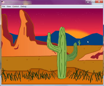 Flash CS6 Lesson - Using Parallax Scrolling to create awesome moving backgrounds