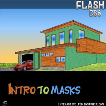 Flash CS6 - Using Layer Masks