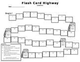 Flash Card Highway