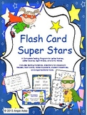 Flash Card Superstars- A Program for Mastering Letters and Words
