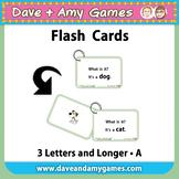 Flashcards: CVC Phonics A