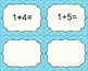 Flash Cards Addition Fluency Within 5