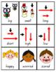 Flash Cards -Adjectives, Nouns, Verbs